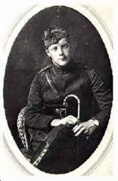 Alan Arnett McLeod Victoria Cross Recipient