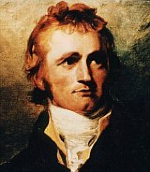 Portrait of Alexander Mackenzie