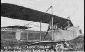 Burnelli Carisi Biplane CHIRP