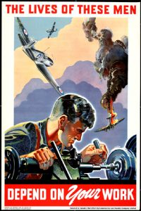 Canada Car War Poster