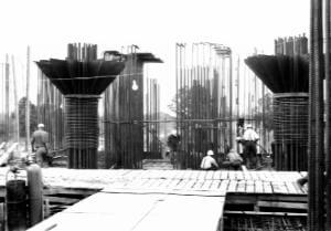 Construction image of Carp Bunker
