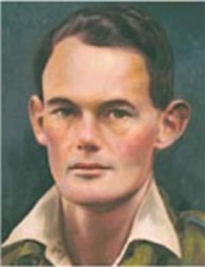 Victoria Cross Major Charles Ferguson Hoey