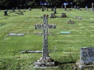 Dennis Kane Grave Cross