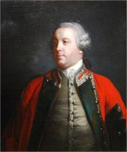 Edward Cornwallis 1756