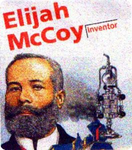 Elijah McCoy Inventor Cover
