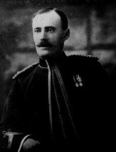 Francis Fitzgerald NWMP 1905