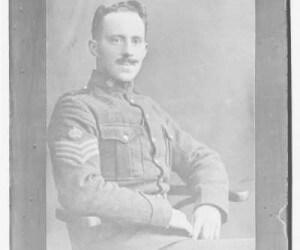 Victoria Cross Recipient Frederick William Hall