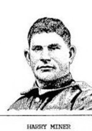Victoria Cross Recipient Harry Gamet Bedford Miner