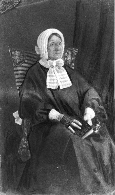 Laura Secord Portrait