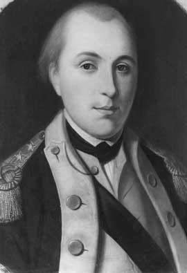Portrait Painting of Marquis de Lafayette