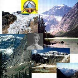 Mount Edith Cavell Collage