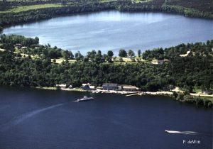 Ontario Lake on the Mountain