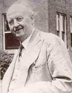 Peter Lymburner Robertson inventor of the Robertson Screw