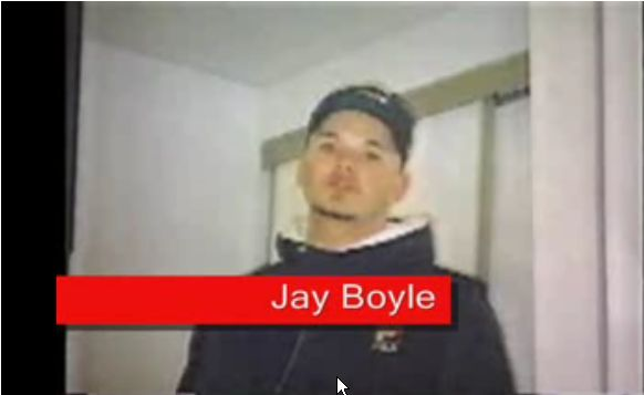 Pickering lost boys Jay Boyle