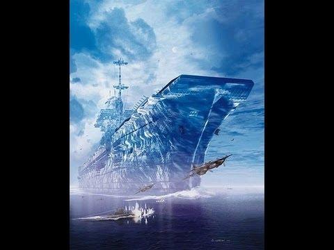 Project Habakkuk Ice Ship
