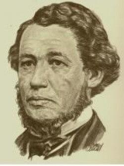 Thomas McGee portrait drawing