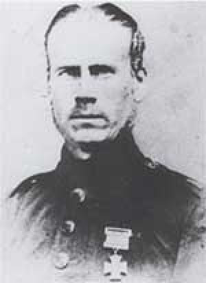 Victoria Cross Timothy O'Hea