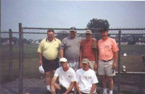 1960 Trenton Air Base Little League Reunion