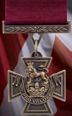 Canada Victoria Cross Medal