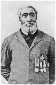 William Hall Black Canadian Victoria Cross Recipient