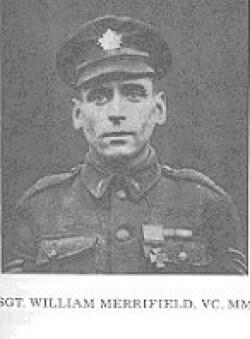 Victoria Cross Recipient William Merrifield
