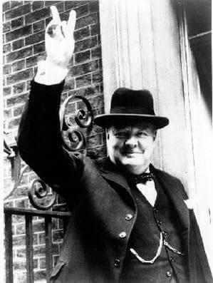 Winston Churchill battle of britain speech