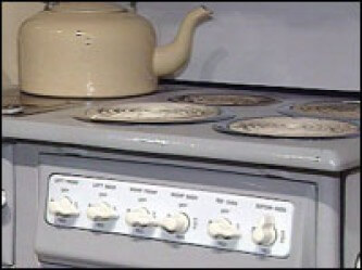 Image of Ahearn Electric Cooking Stove