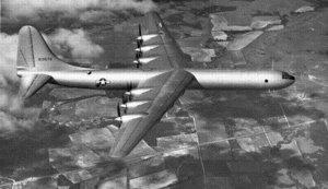 B 36 Bomber