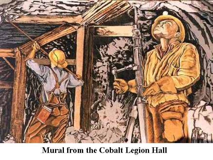 Cobalt Onatario