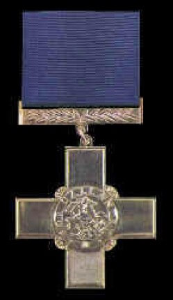 George Cross was instituted to recognize extreme bravery