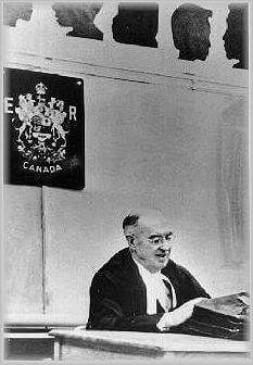 Judge John Sissons Regina vs. Kikkik