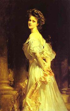 painting of Lady Astor Nancy Witcher Langhorne