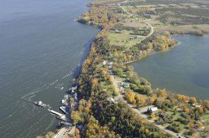 Lake On The Mountain - Ontario