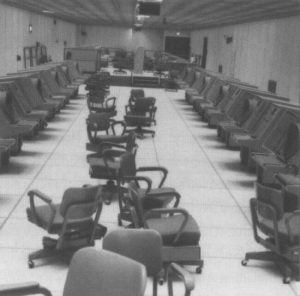 Norad Underground Complex Large Conference Room