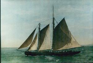 Nova Scotia Schooner