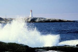 Peggys Cove Point