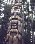 Sitka Park Totem Pole