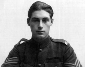 Victoria Cross Recipient Thomas Ricketts.