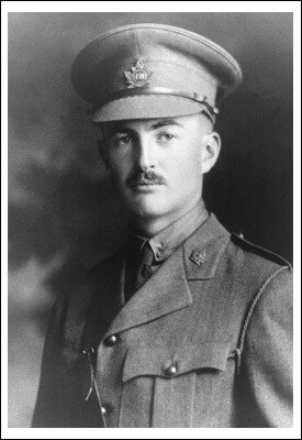 Victoria Cross Wallace Algie