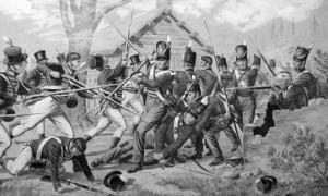 Battle of york
