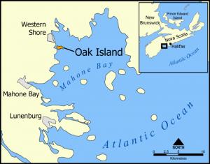 Oak Island Money Pit