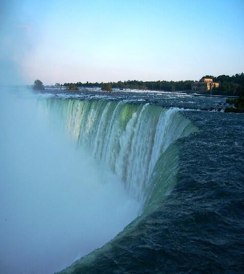 Lelawala Niagara Falls to her death.