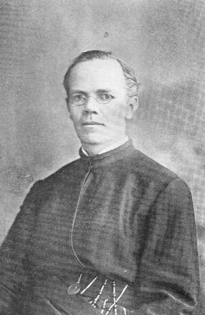 Father William Judge, the 'Saint of Dawson'.