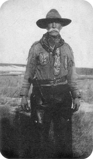 """Frontiersman John """"Kootenai"""" Brown is considered by some to be Alberta's first petroleum pioneer."""