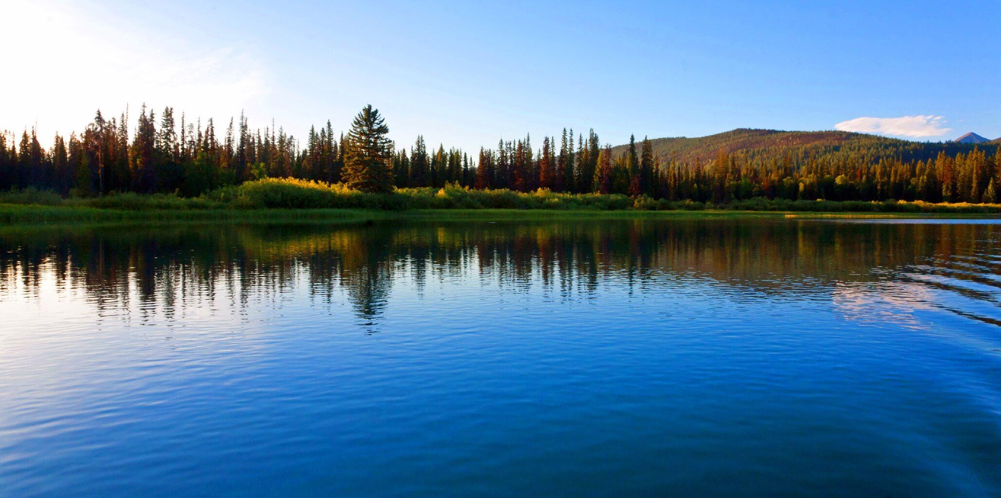 Cariboo country, British Columbia.