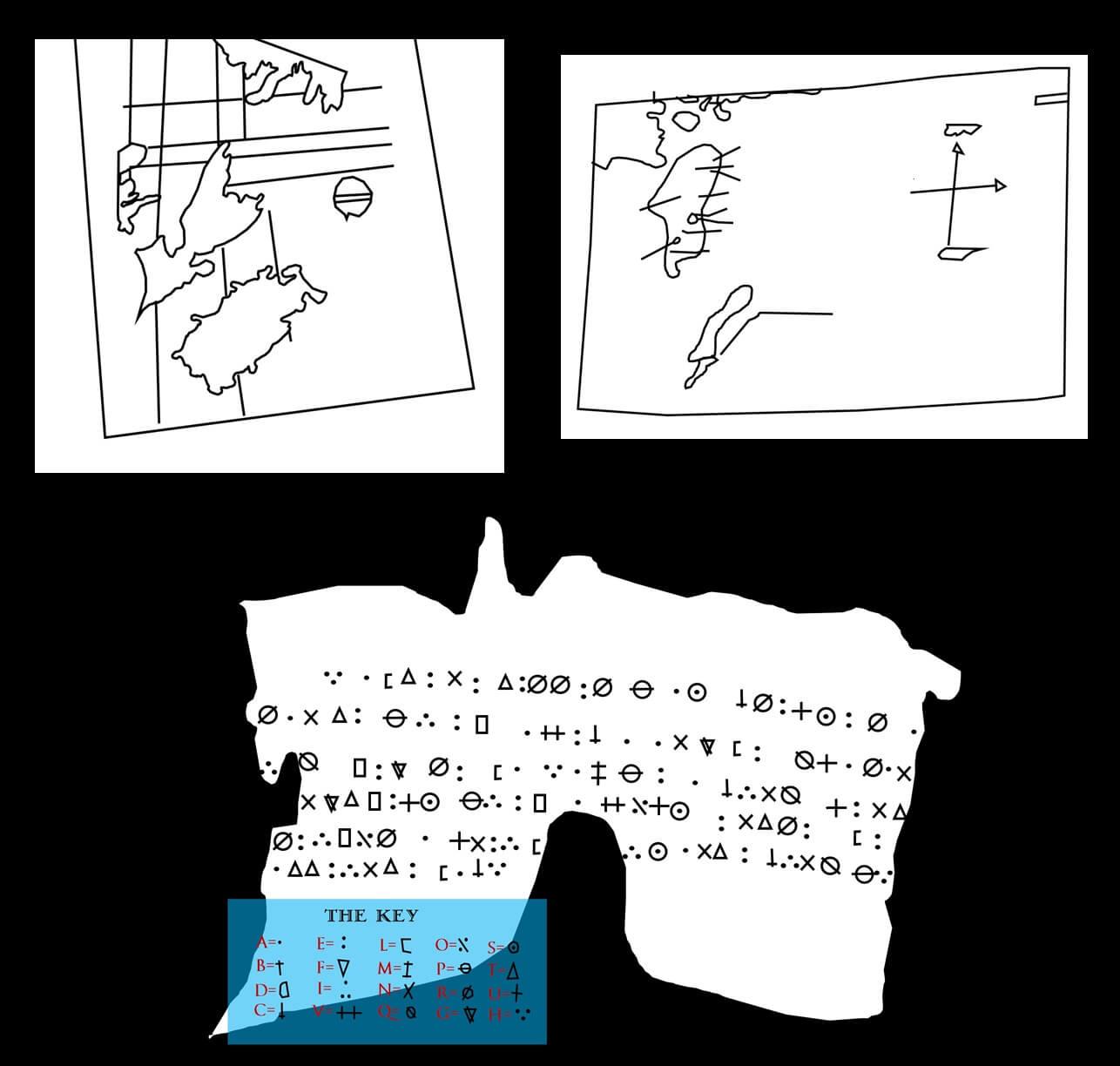 three-documents