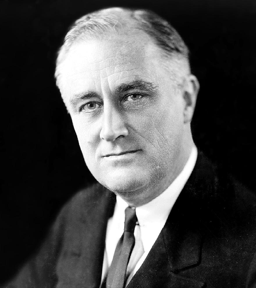 Franklin D. Roosevelt oak island