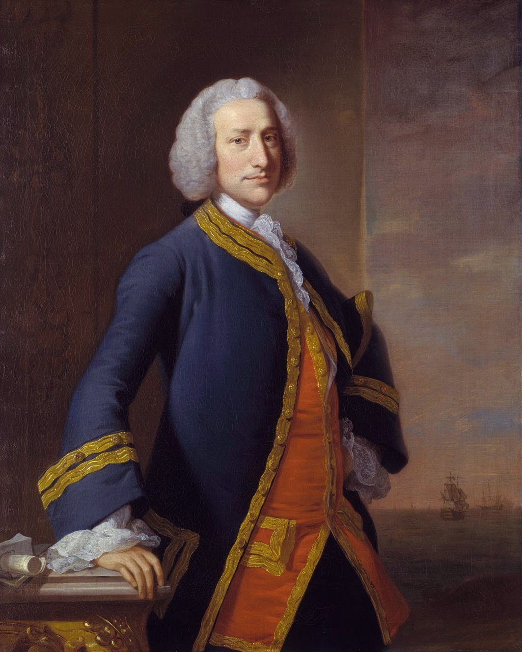 Commodore Anson