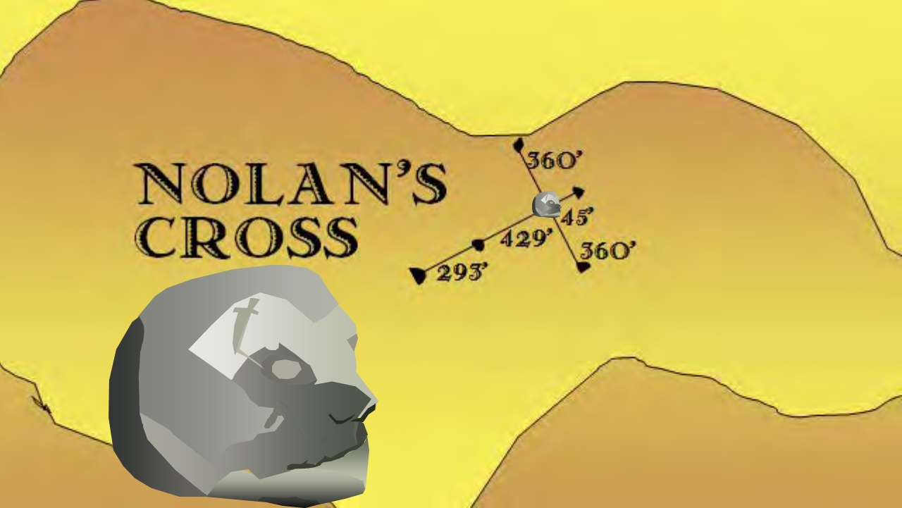 nolans cross map