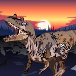 The Monster of Partridge Creek: A Dinosaur in the Arctic?